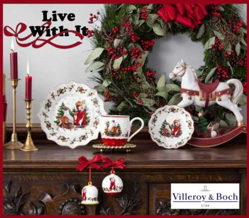 Annual Christmas Edition collection with 6 products