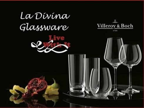 La Divina collection with 8 products