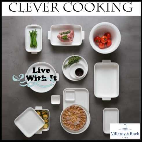 Clever Cooking collection with 7 products