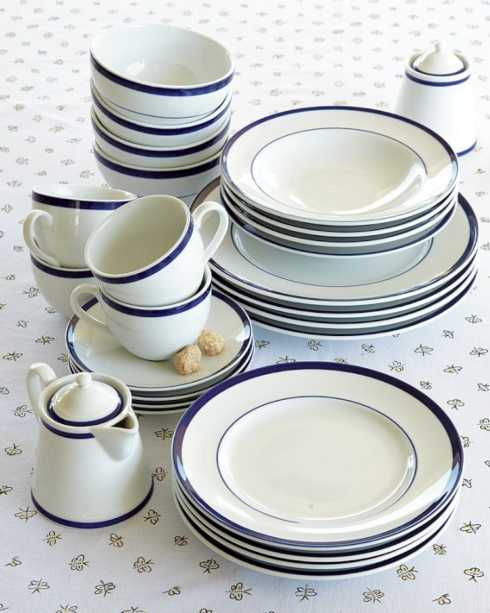 Bistro Christianshavn Blue collection with 15 products
