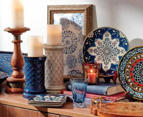 Global Tapestry collection with 18 products