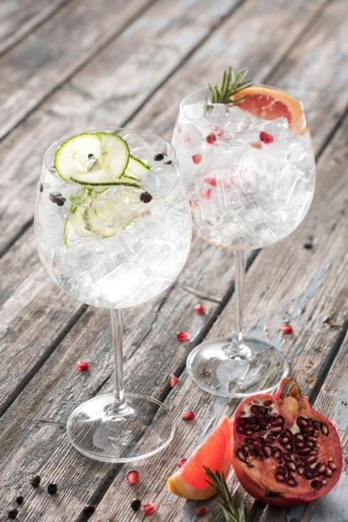 Gin and Tonic collection with 4 products