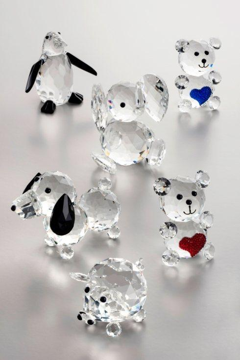 Crystal Figurines collection with 12 products