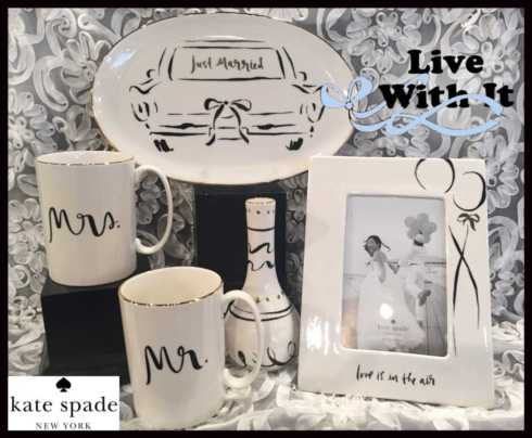 Bridal Party collection with 3 products