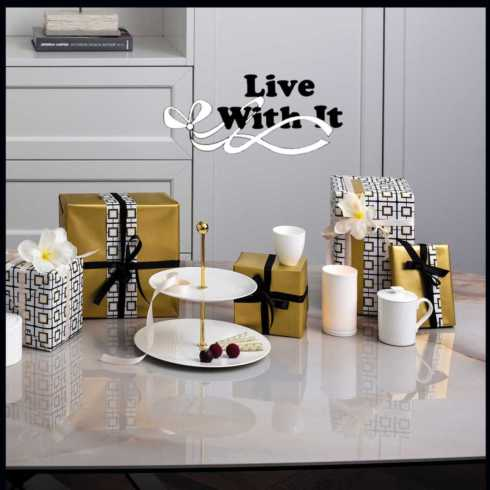 Metrochic Gifts collection with 18 products