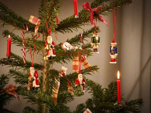 Nostalgic Ornaments collection with 3 products