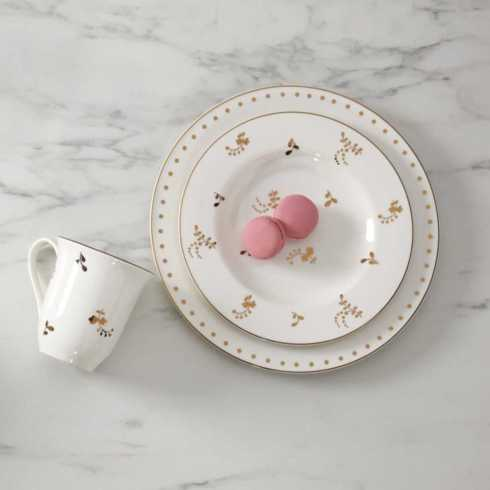 Opal Innocence Flourish Dinnerware collection with 9 products
