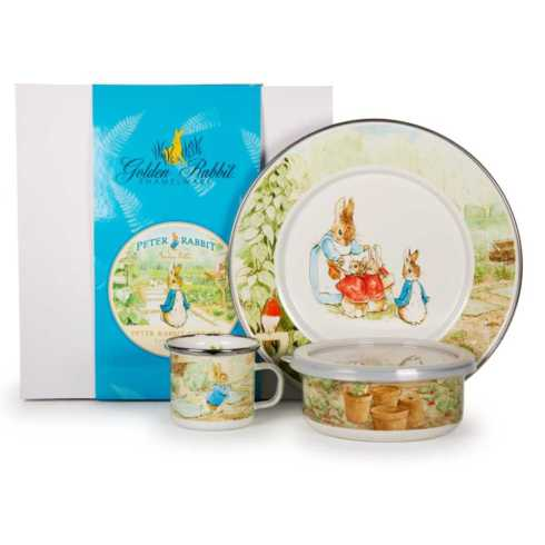 Peter Rabbit Child Sets collection with 7 products