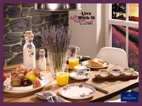 Artesano Provencal Lavender collection with 22 products