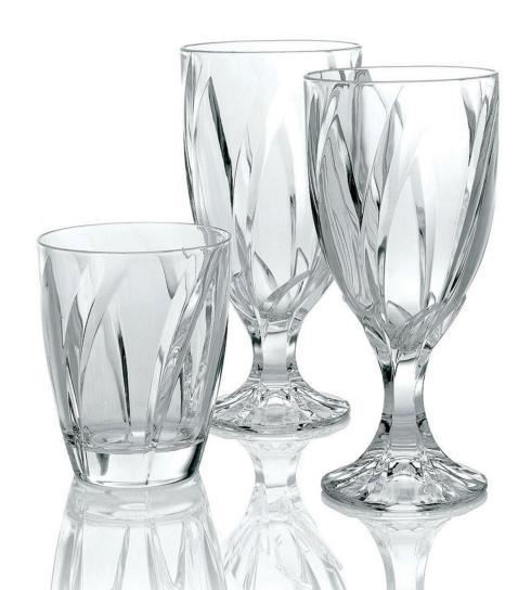 Breeze Clear Glassware collection with 2 products