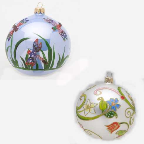 Christmas Ornaments collection with 9 products