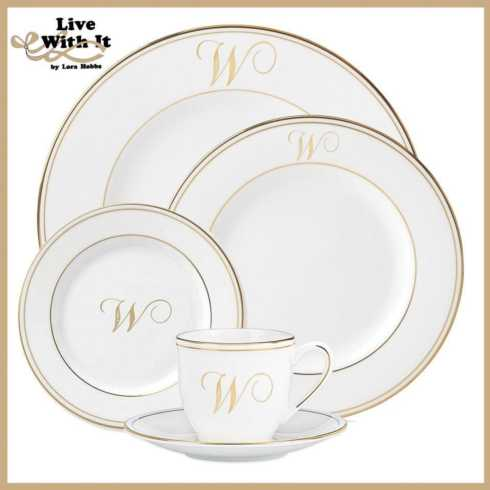 Federal Gold Monogram Script collection with 291 products