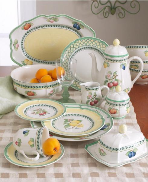 French Garden collection with 73 products
