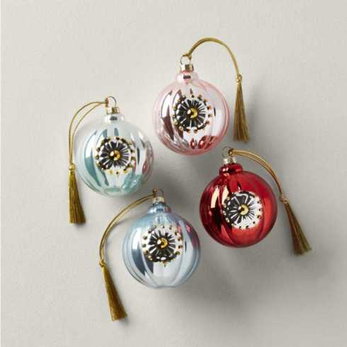 Glass Ornaments collection with 4 products