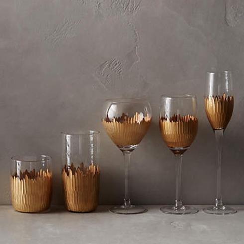 Imperial Caviar Gold Glassware collection with 1 products