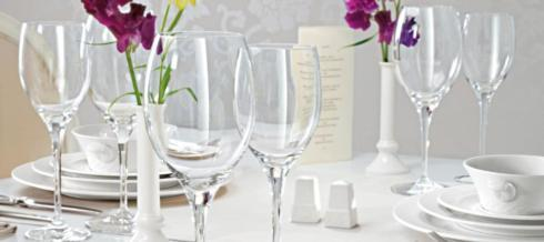 Maxima Crystal Glasses collection with 5 products