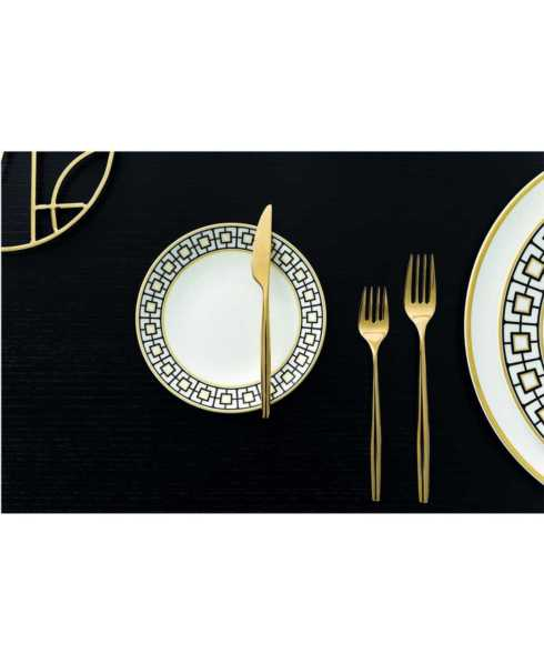 Metrochic d'or Cutlery collection with 1 products