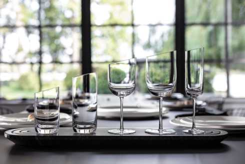 NewMoon Glass collection with 5 products