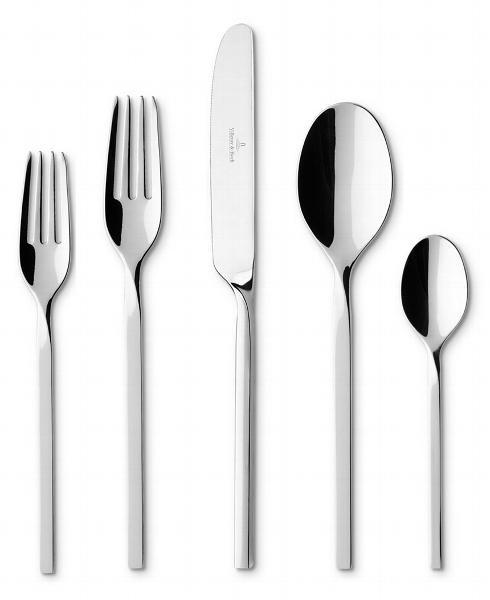 New Wave Flatware collection with 5 products