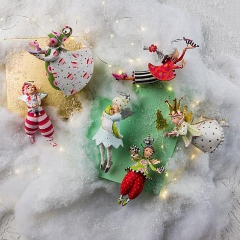Angels in Paradise collection with 18 products