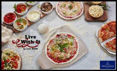 Pizza Passion collection with 5 products