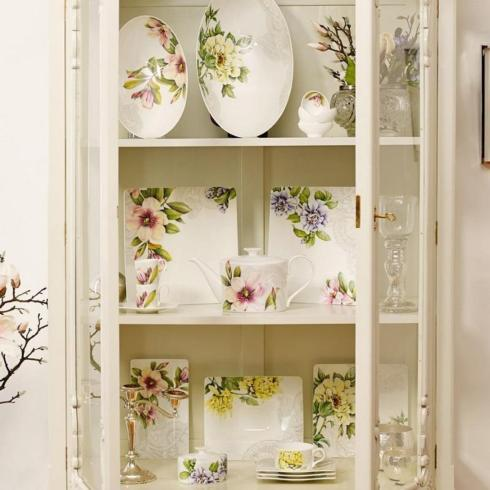 Quinsai Garden collection with 25 products