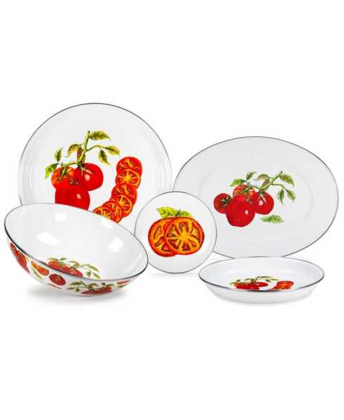 Tomatoes collection with 6 products
