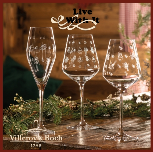 Toy's Delight Stemware collection with 3 products