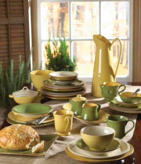 Vietri Dinnerware collection with 5 products