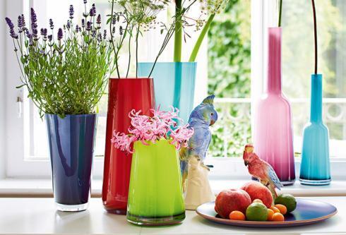 villeroy boch colour vases products. Black Bedroom Furniture Sets. Home Design Ideas