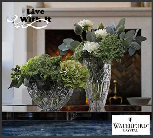 Waterford Crystal --- Special Values collection with 2 products