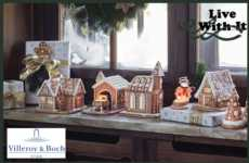 Winter Bakery Decoration collection with 5 products
