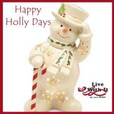 Happy Holly Days collection with 5 products
