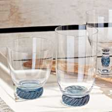 Montauk Aqua collection with 4 products