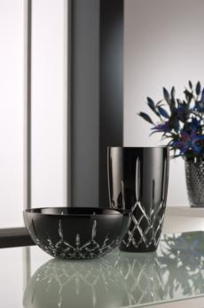 Noir (Black) Longford Crystal  collection with 1 products