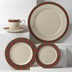 Winter Greetings Plaid collection with 8 products