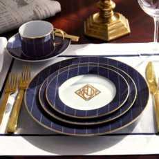 Ascot Dinnerware collection with 5 products