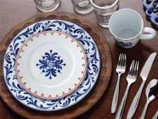 Northern Indigo Porcelain collection