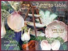 Farm to Table by Vierti collection