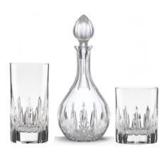 Firelight Crystal Barware collection with 2 products