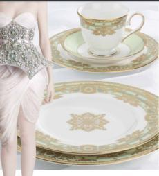 Rococo Leaf  collection with 11 products