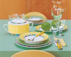 Twist Alea Dinnerware collection with 35 products