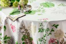 Agapanthes Kitchen linen - BEAUVILLÉ collection with 12 products