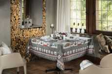 A la neige Kitchen linen - BEAUVILLÉ collection with 8 products