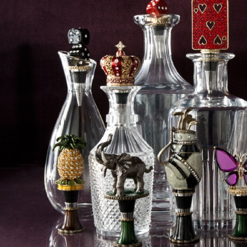 Bottle Stoppers collection with 6 products