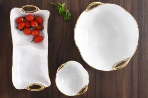 Golden Handles collection with 7 products