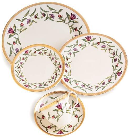 Dominique Butter Plate