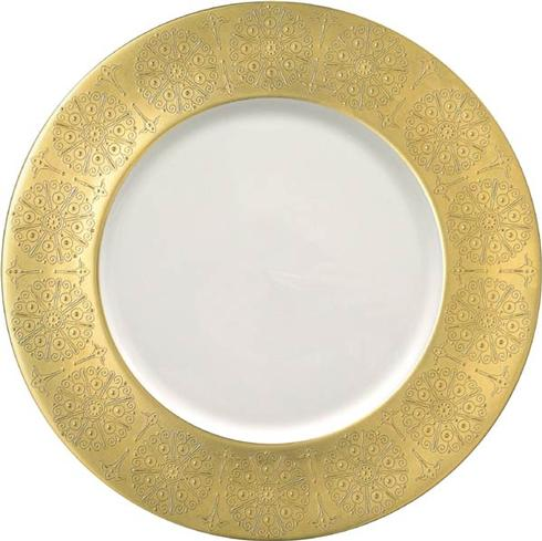 $225.00 Eisenhower White Charger Plate