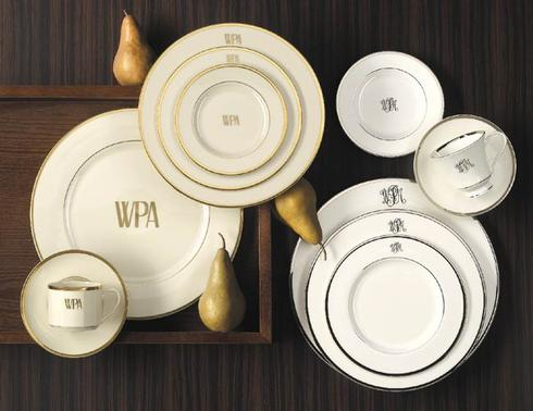 Lifestyle image 1 for Signature Collection Monogrammed China