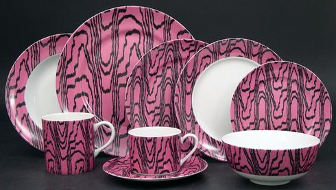 Kelly Wearstler Marquetry Fuchsia collection with 10 products
